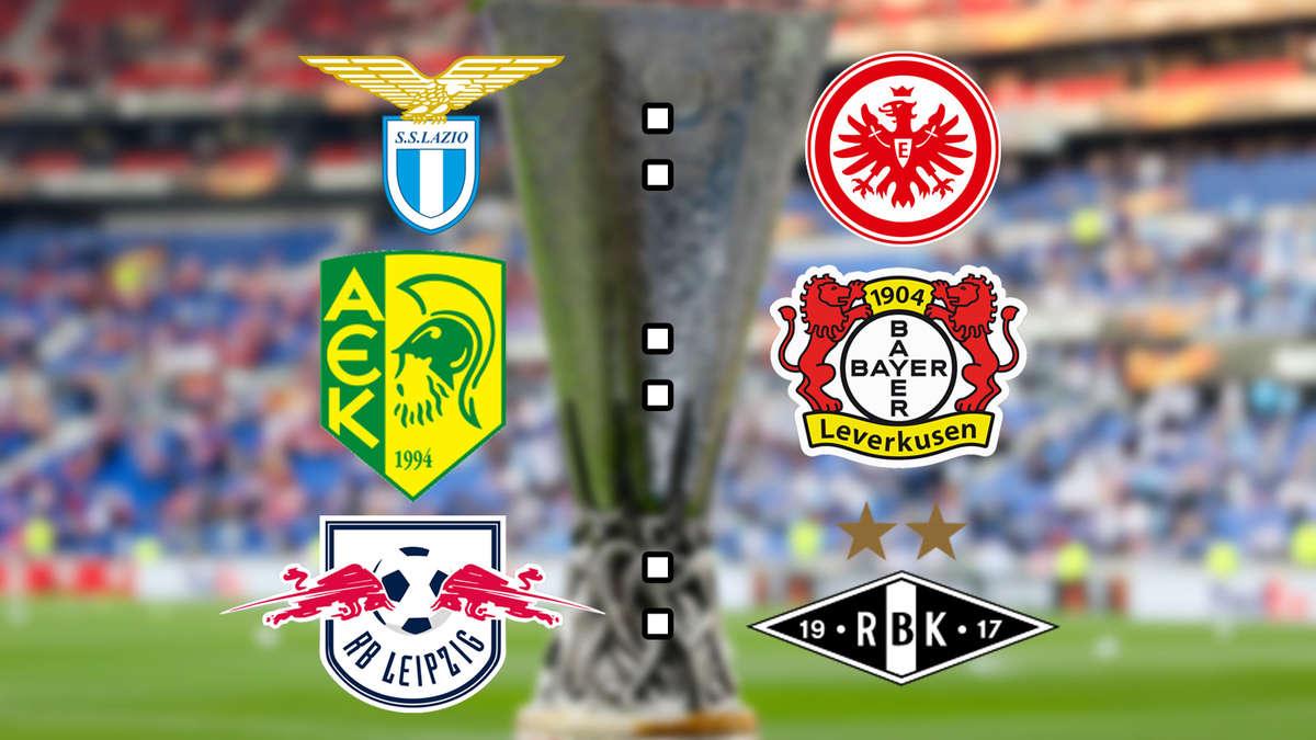 Europa League So Sehen Sie Lazio Rom Gegen Eintracht Frankfurt