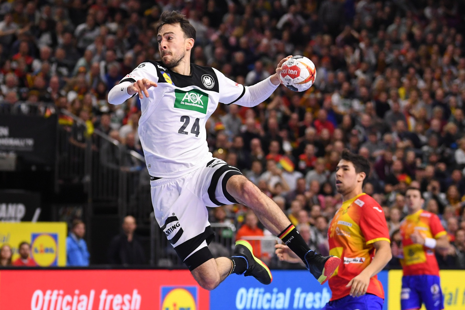 Halbfinale Europameisterschaft