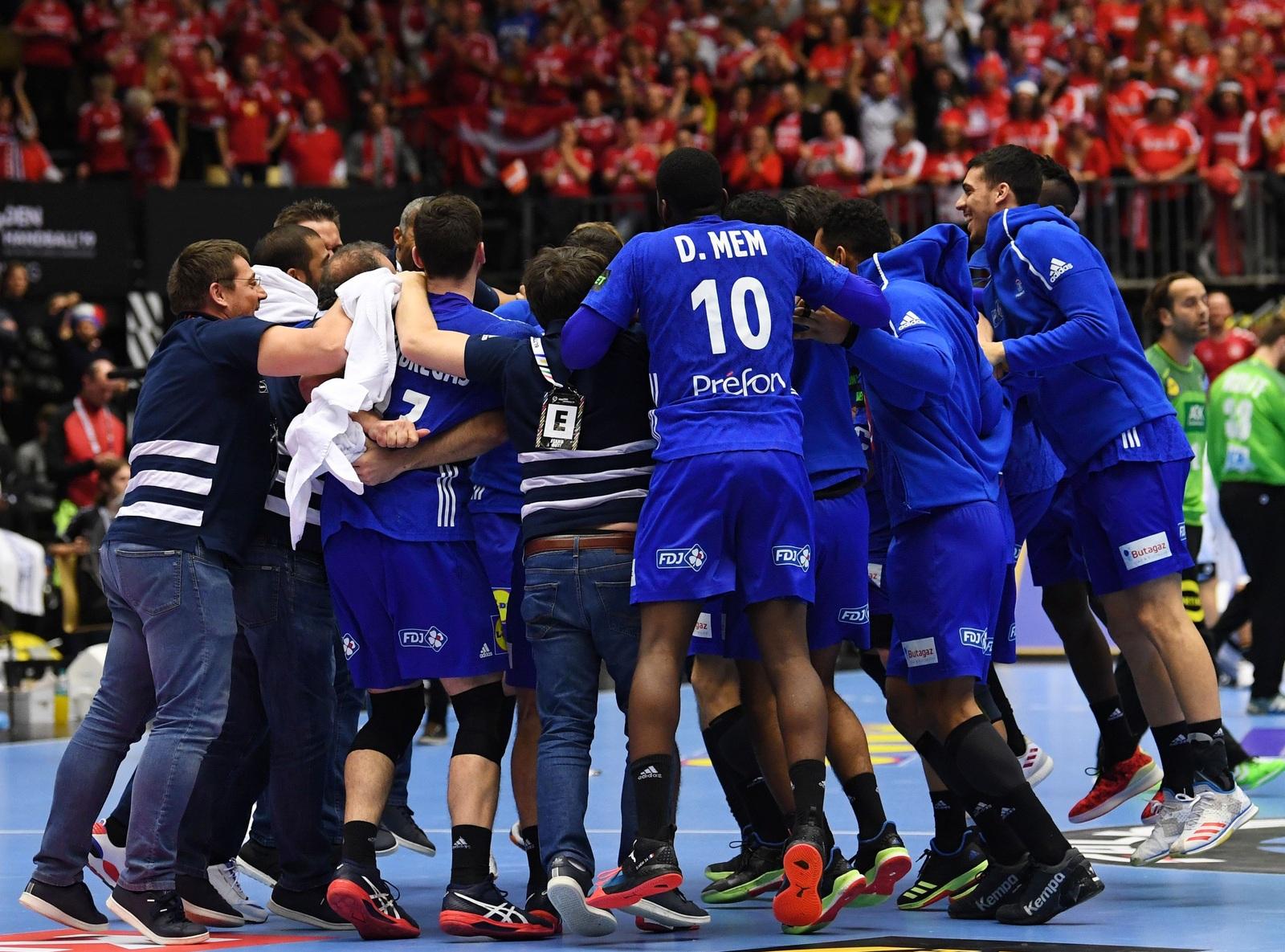Handball Deutschland Frankreich