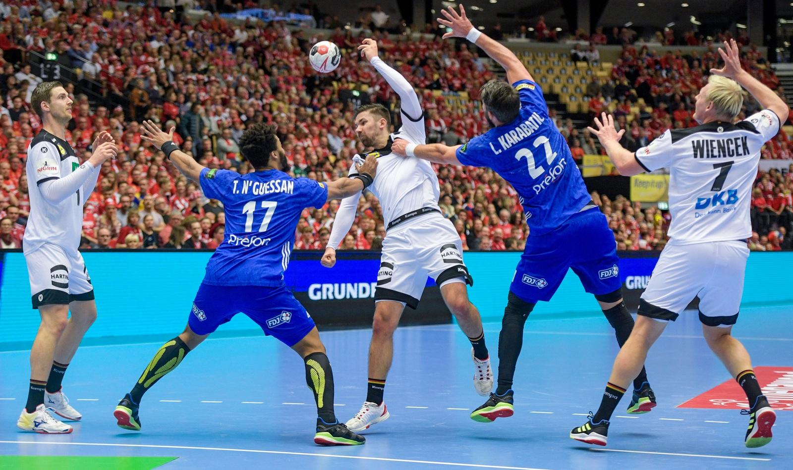 Handball Wm Deutschland Frankreich