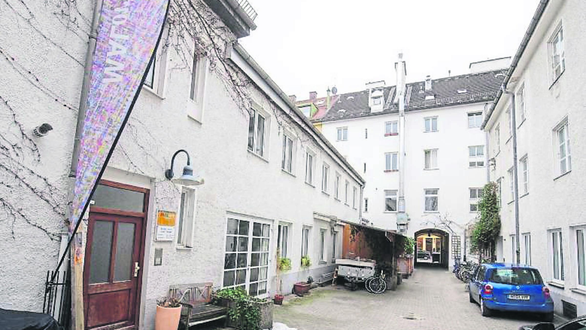 Munchen Fraunhoferstrasse Haus An Investor Verkauft