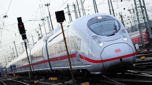 Deutsche Bahn Themenseite