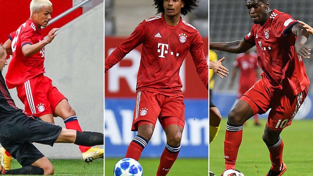 Sandro Wagner Wechselt Nach China Diese Fc Bayern Talente Konnten