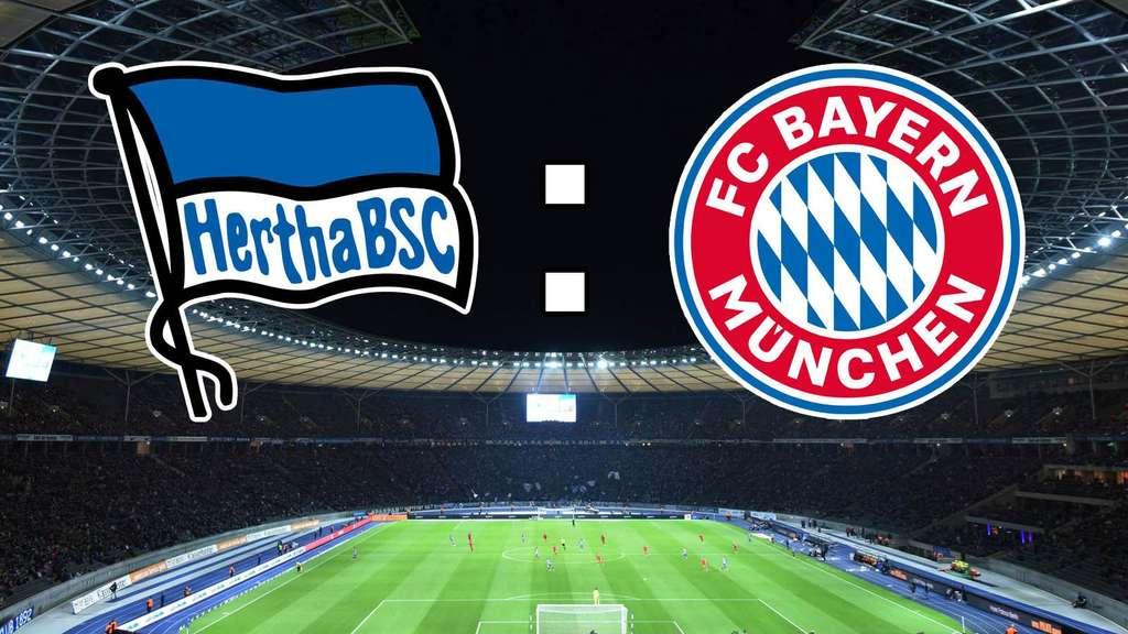 Dfb Pokal Bayern Hertha