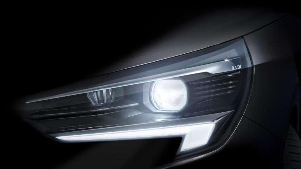 neuer opel corsa auch rein elektrisch und mit matrix-licht | auto
