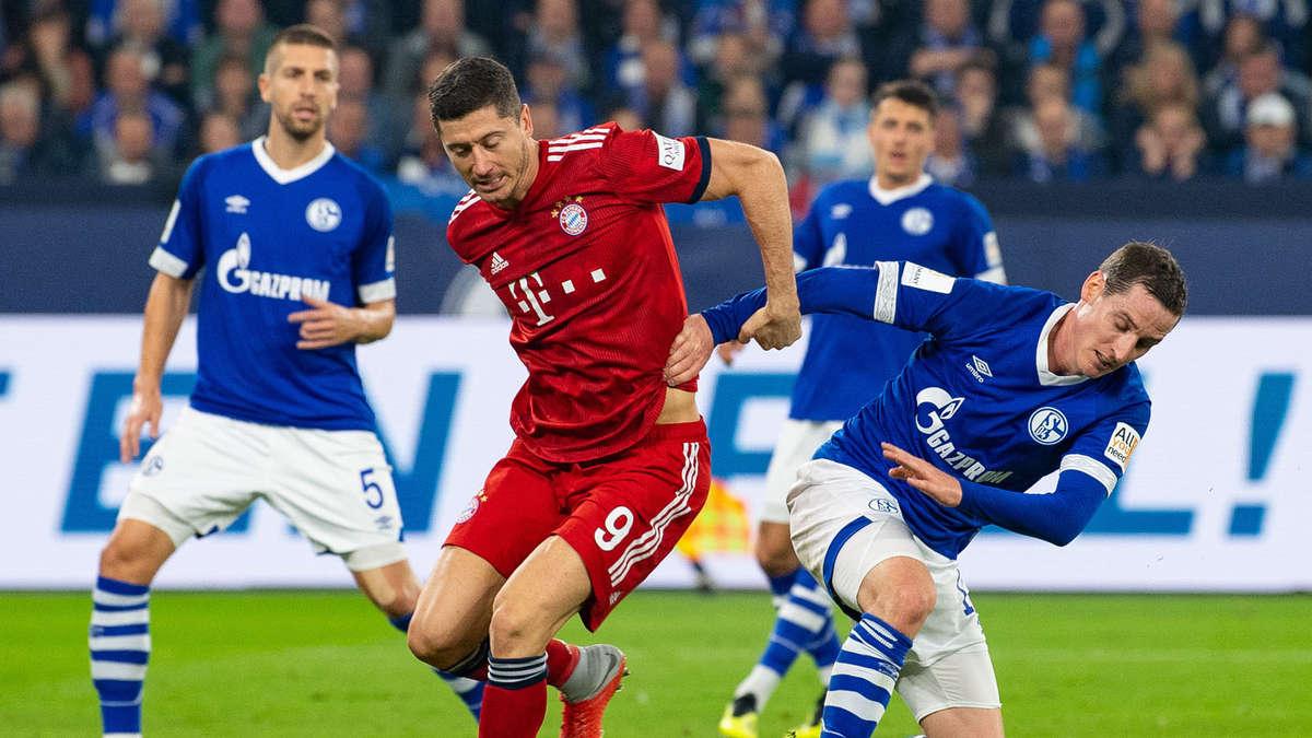 Bayern Spiel Heute Spielstand