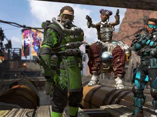 Megastart von Apex Legends: Fortnite bekommt krasse Konkurrenz
