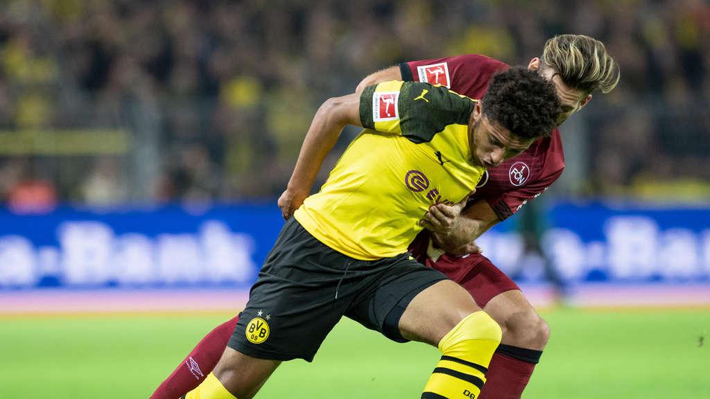 1 Fc Nurnberg Borussia Dortmund Bundesliga Heute Live Im