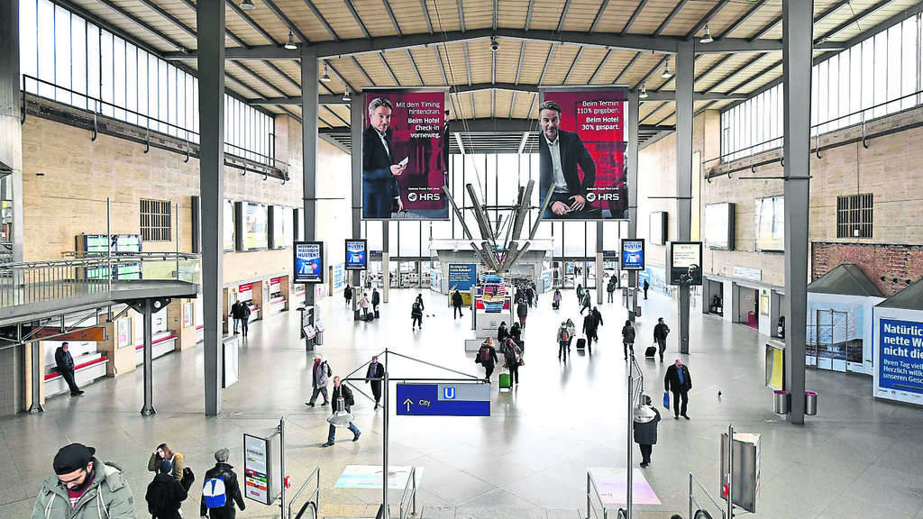 München Hauptbahnhof Bald Eine Riesige Baustelle Das
