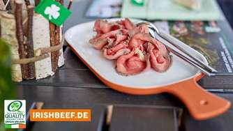 St. Patrick's Day Festival 2019 mit dem Irish Beef Food Truck