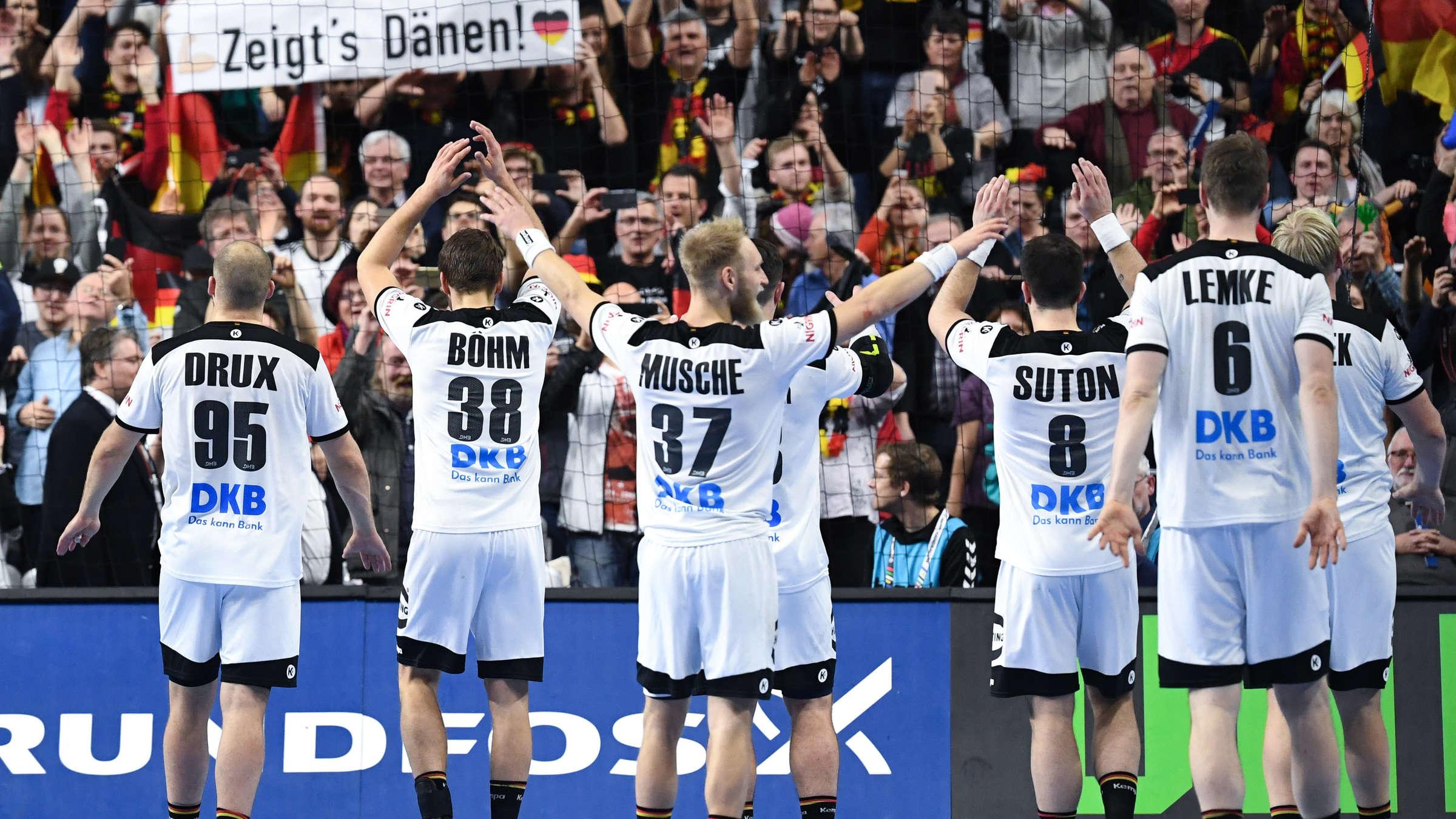 Handball wm im fernsehen heute