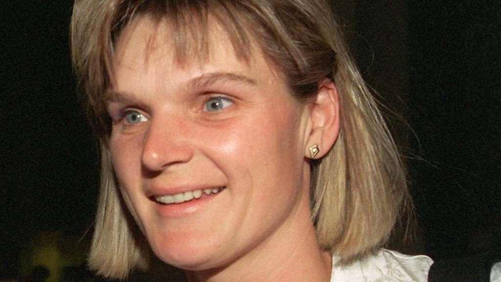 Olympiasiegerin Andrea Pollack ist gestorben (Archivbild).