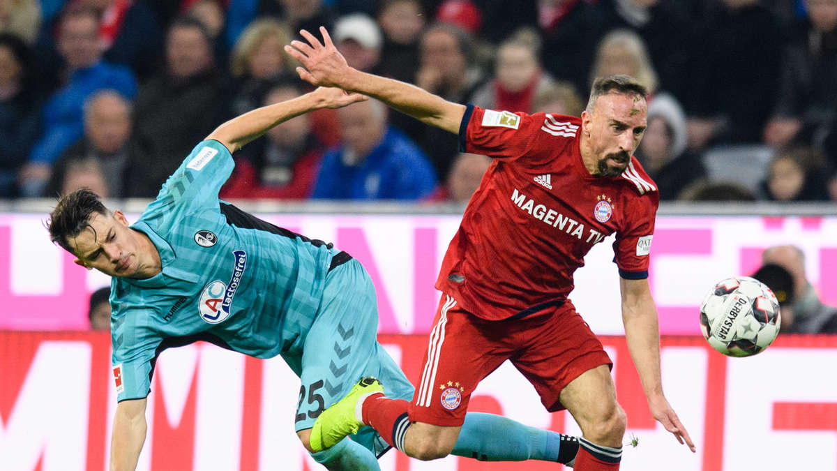Freiburg Bayern Live