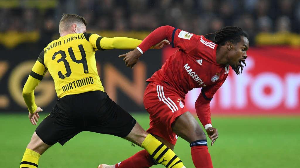 Fc Bayern Munchen Borussia Dortmund Bundesliga Heute Live