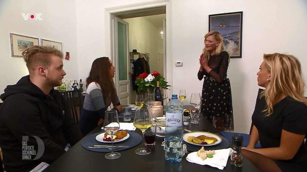 """1ee4124811fcf Riesen-Zoff beim """"Perfekten Dinner"""" auf VOX - wegen eines Schnitzels  """"Sei  jetzt mal ein Mensch"""""""