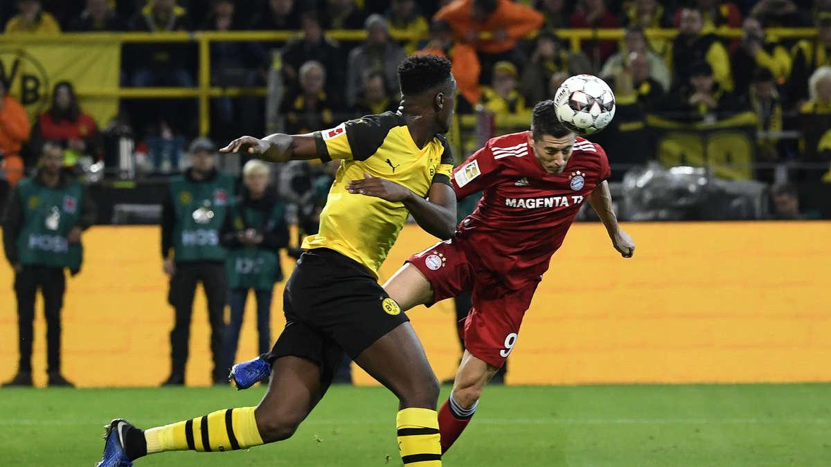 Bayern Dortmund übertragung