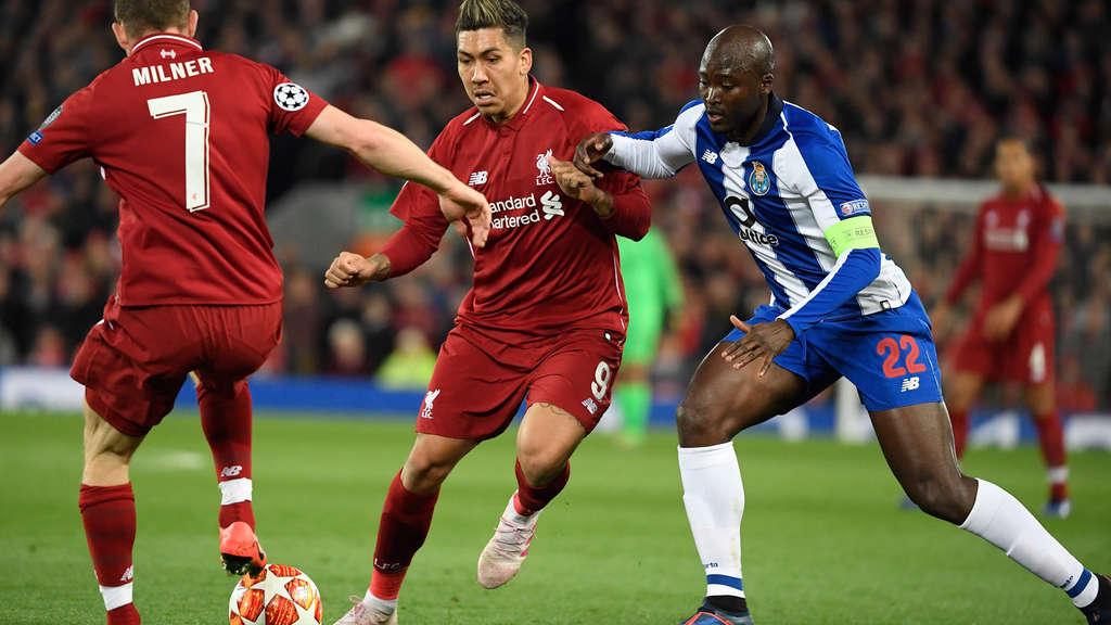 Fc Porto Fc Liverpool Champions League Heute Live Im