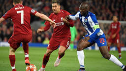 Champions League: So endete FC Porto - FC Liverpool