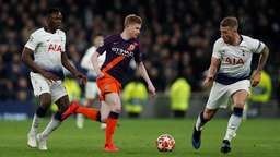 Champions League So endete Manchester City - Tottenham Hotspur