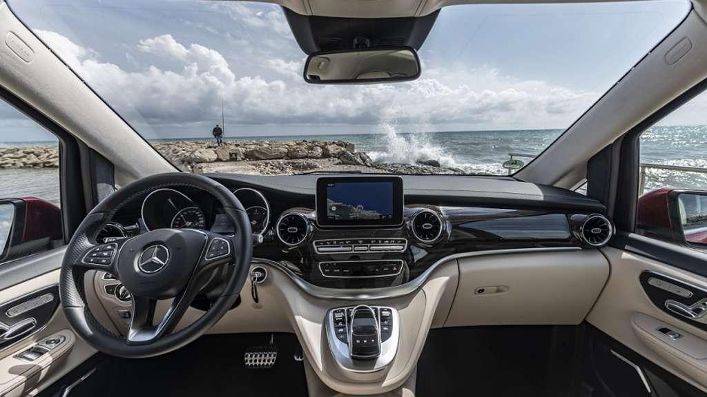 Ist Die Mercedes V Klasse Eine Gute Alternative Zu Den Vw T