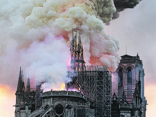Nach Notre-Dame: Macrons neue Mission