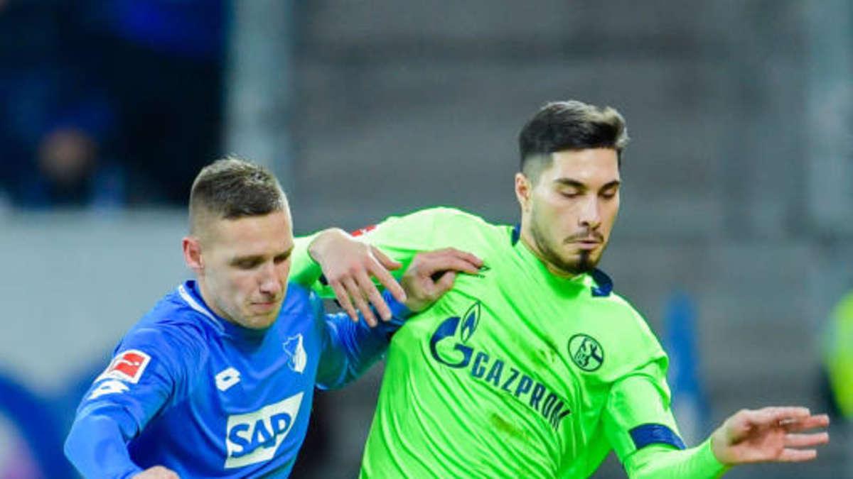 Schalke Hoffenheim Live