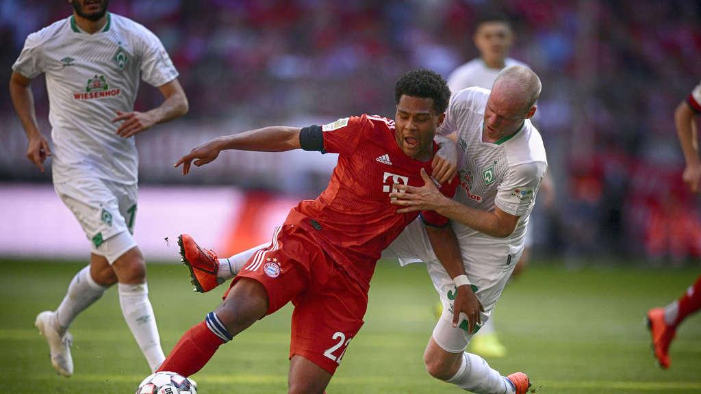 Werder Bremen Fc Bayern Munchen So Endete Das Dfb Pokal