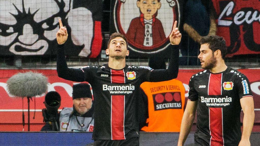 Augsburg Gegen Leverkusen