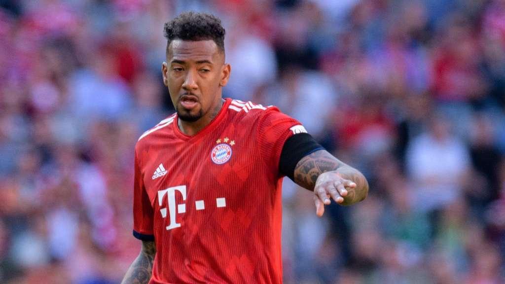 Jerome Boateng Beim Fc Bayern Munchen Transfer Ja Oder Nein Das