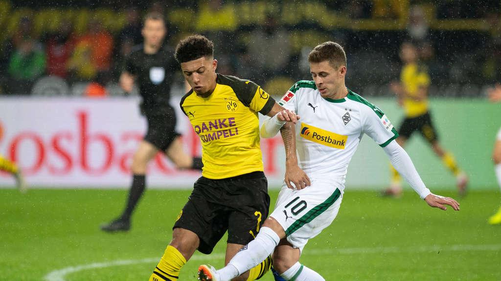 Borussia Monchengladbach Borussia Dortmund Bundesliga