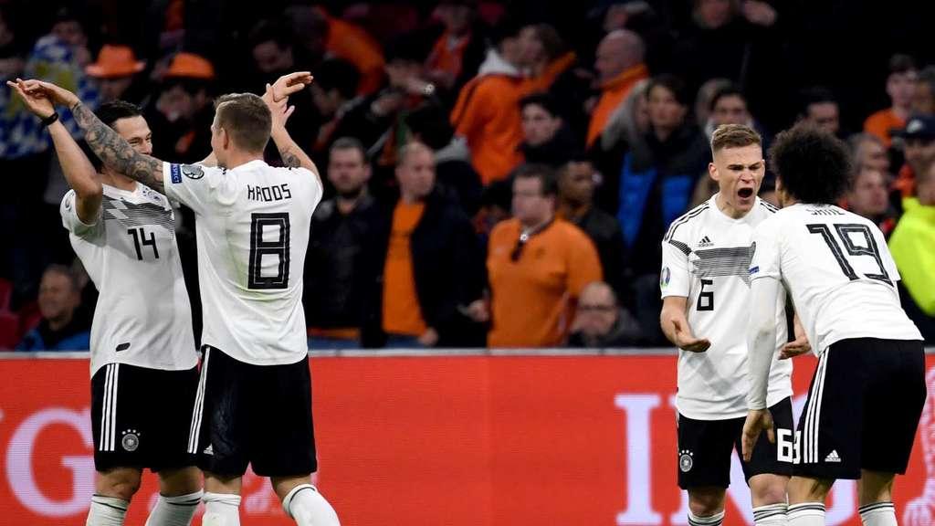Deutschland Estland Em Qualifikation Heute Live Im Tv Und