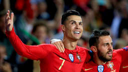 Ticker: Dank Ronaldo-Gala - Portugal  trotz VAR-Chaos im Finale der Nations League