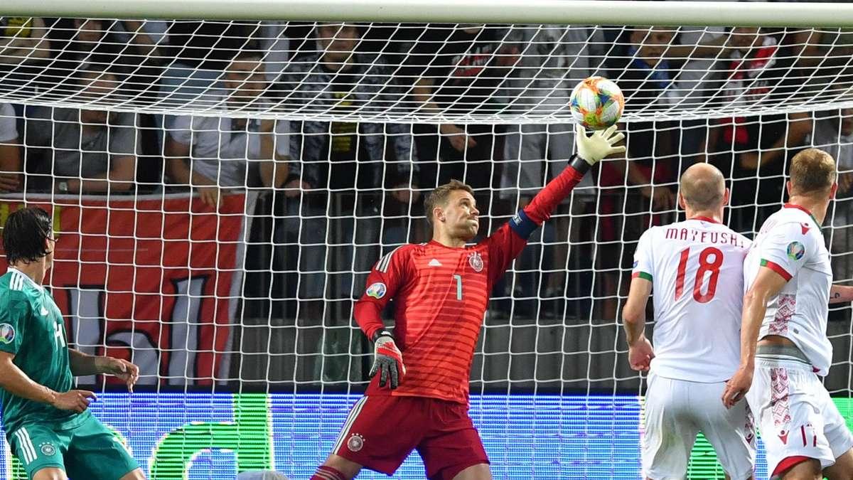 Deutschland Gegen Weißrussland
