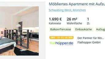 München Möbel Hebeln Den Mietspiegel Aus München