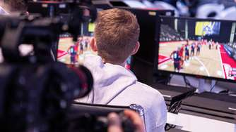 Electronic Sports Competition: Impressionen
