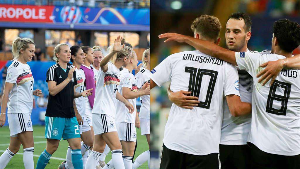 Frauen Wm 2019 Sudafrika Gegen Deutschland Mit Hoherer Tv