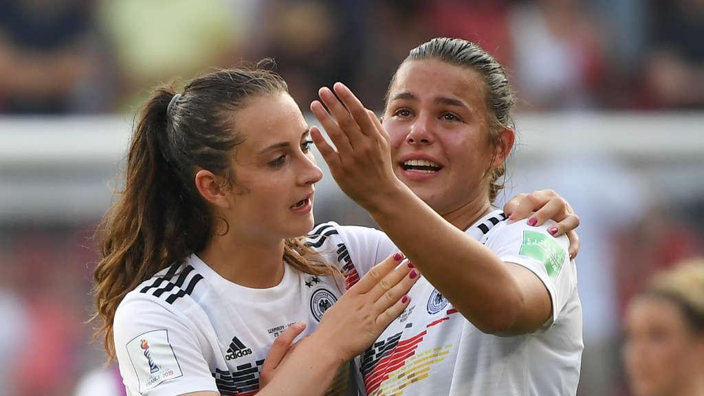 Frauen Wm Deutschland Fliegt Gegen Schweden Raus Olympia