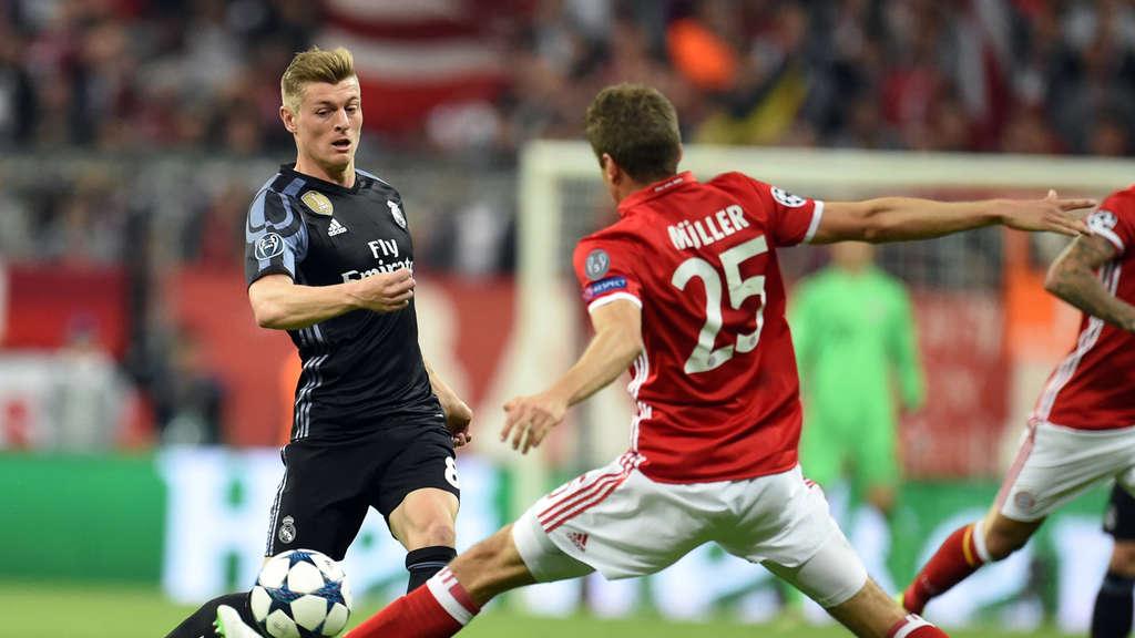 Real Madrid Fc Bayern Live Stream
