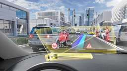 Das bringen Head-up-Displays im Auto