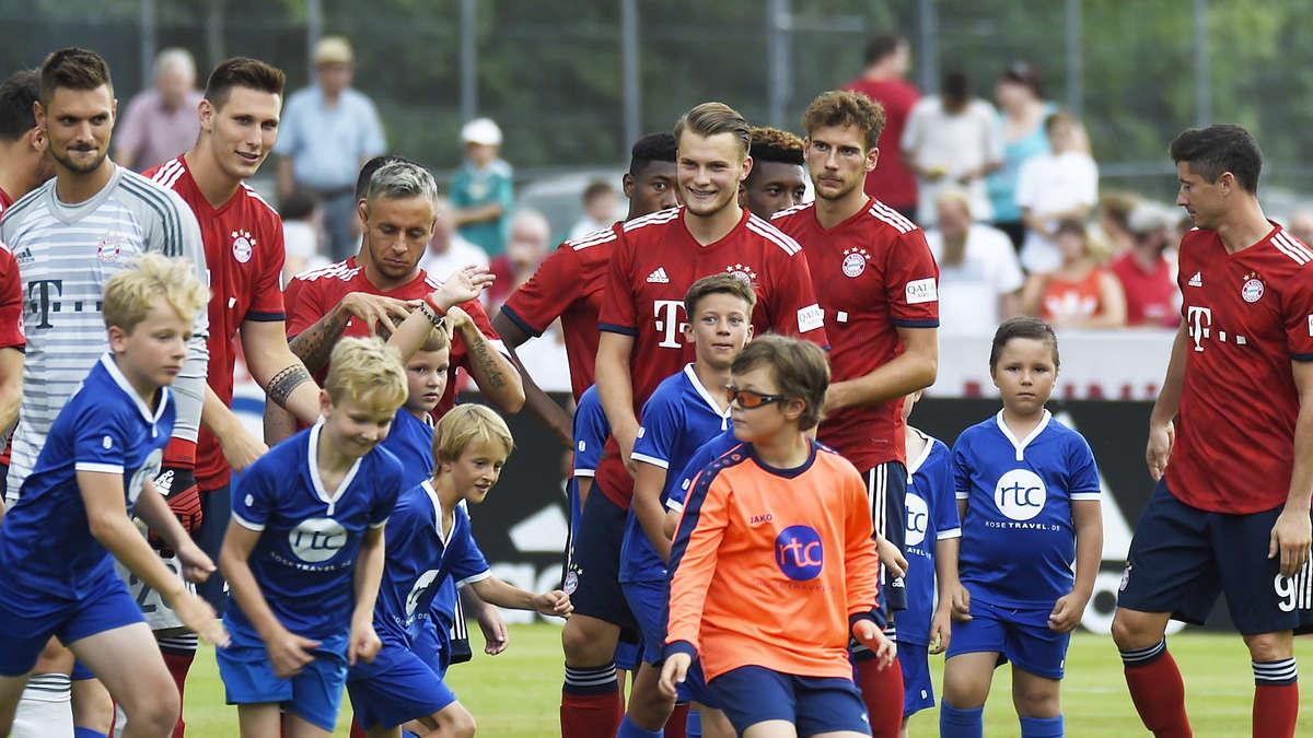 Tickets Bayern Spiel