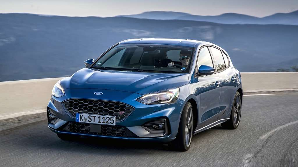 Auto Im Test Der Neue Ford Focus St Auto