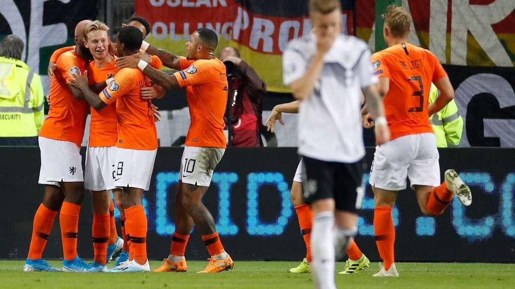 Spiel Deutschland Niederlande