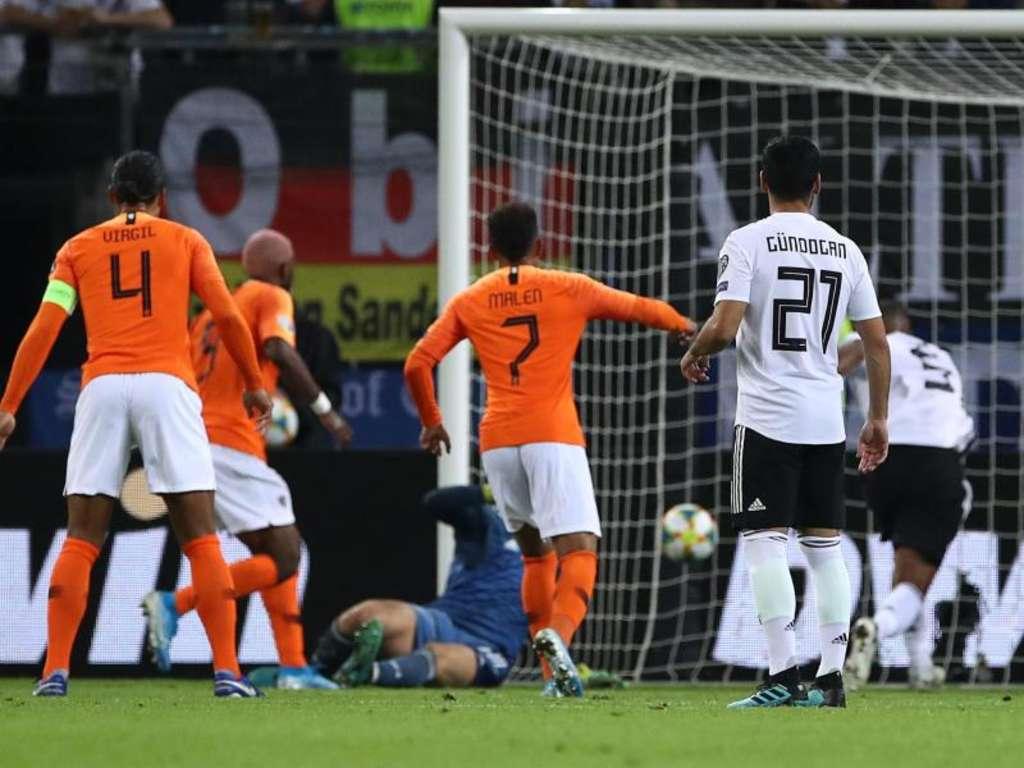 Dfb Dampfer Im Prestige Duell Niederlande Nimmt Revanche