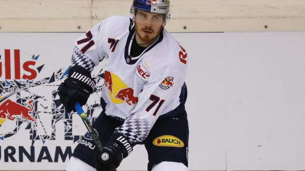 EHC-Neuzugang Chris Bourque aus den USA