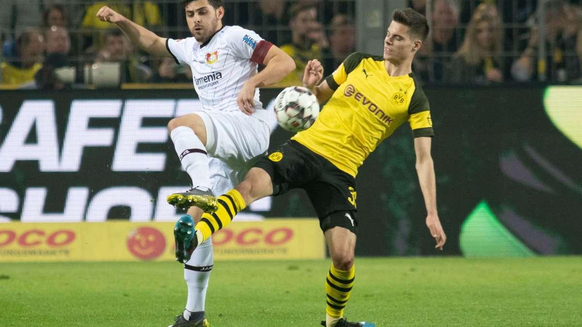 Borussia Dortmund Gegen Leverkusen