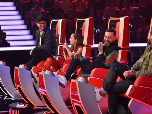 """The Voice of Germany"": Blind Auditions-Talent gefragter als Lionel Messi"