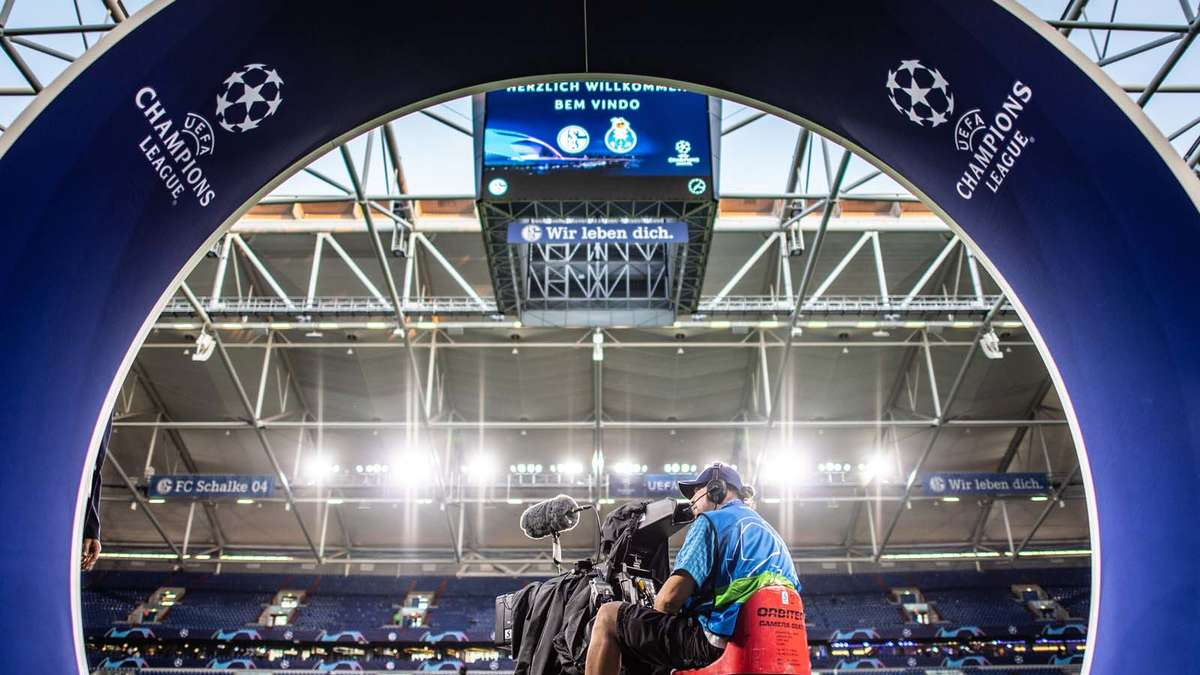 Welcher Sender Zeigt Champions League Heute