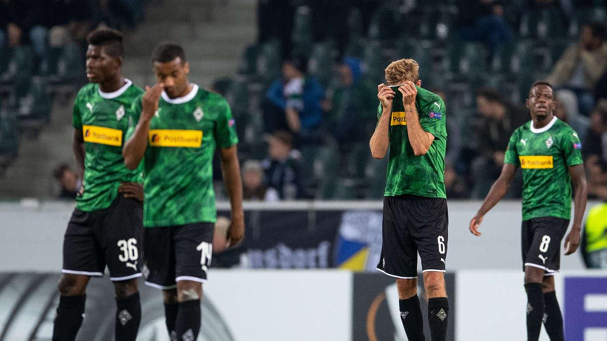 Borussia Mönchengladbach - Wolfsberger AC: Katastrophen-Niederlage für BMG | Fußball - tz.de