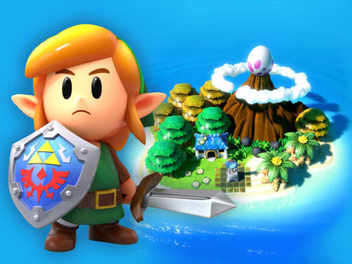 """The Legend of Zelda: Link's Awakening"" für die Nintendo Switch im Test"