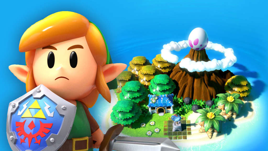 """The Legend of Zelda: Link&#39s Awakening"" für die Nintendo Switch"
